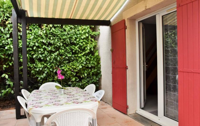 Location de vacances - Maison - Villa à Vic-la-Gardiole - 119-la terrasse