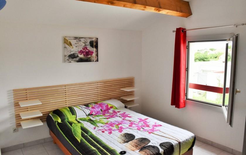 Location de vacances - Maison - Villa à Vic-la-Gardiole - 119-chambre parents