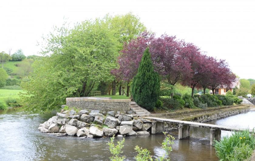Location de vacances - Maison - Villa à Tessy-Bocage - Point de vue coté est.