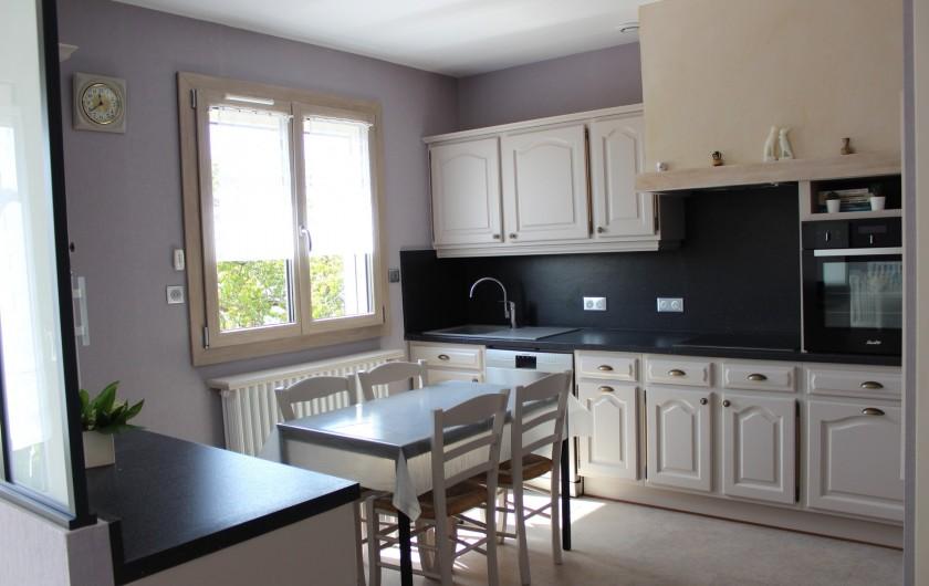 Location de vacances - Appartement à Saint-Sernin-du-Bois