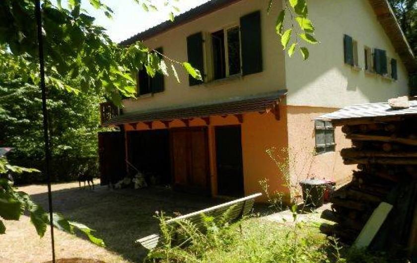 Location de vacances - Gîte à Muhlbach-sur-Bruche