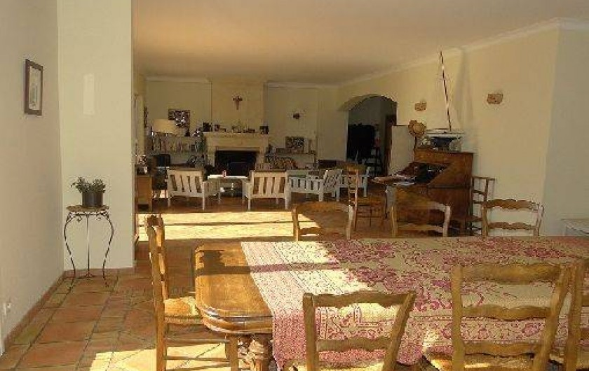 Location de vacances - Villa à La Croix-Valmer