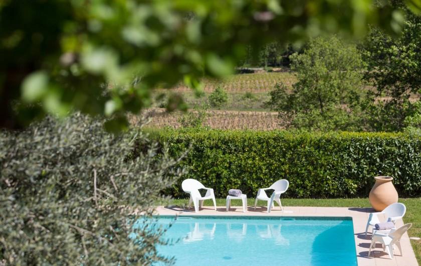 Location de vacances - Appartement à Figanières