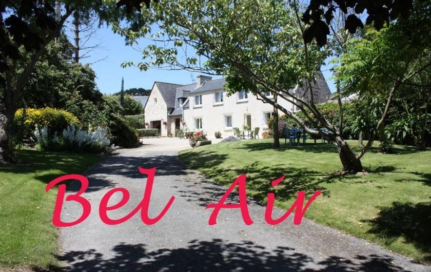 Location de vacances - Gîte à Saint-Pol-de-Léon - Gîte de Bel Air