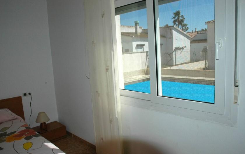 Location de vacances - Chalet à Amposta - chambre à coucher 1 (suite)