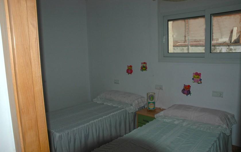 Location de vacances - Chalet à Amposta - chambre 3