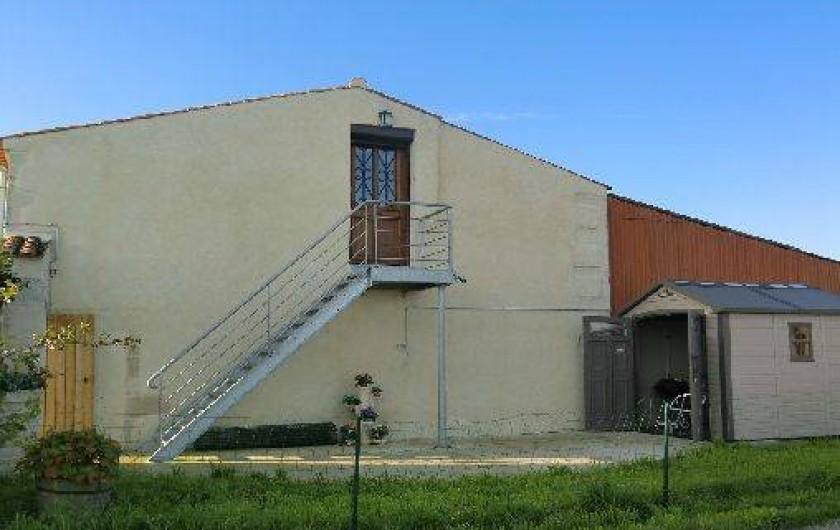 Location de vacances - Gîte à Saint-Jean-de-Liversay