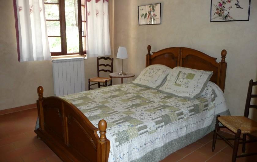 Location de vacances - Villa à Apt - Chambre 2