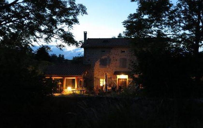 Location de vacances - Chambre d'hôtes à Sembadel