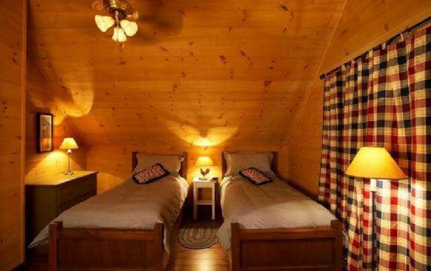 Location de vacances - Chalet à Ferme-Neuve