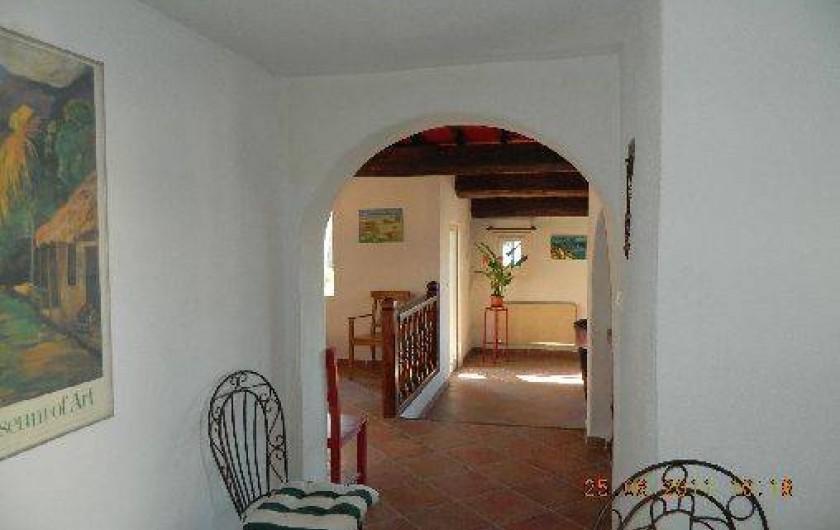 Location de vacances - Villa à Carry-le-Rouet