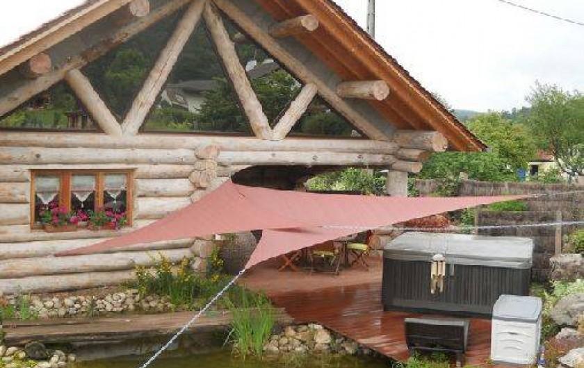 Location de vacances - Chalet à Erckartswiller