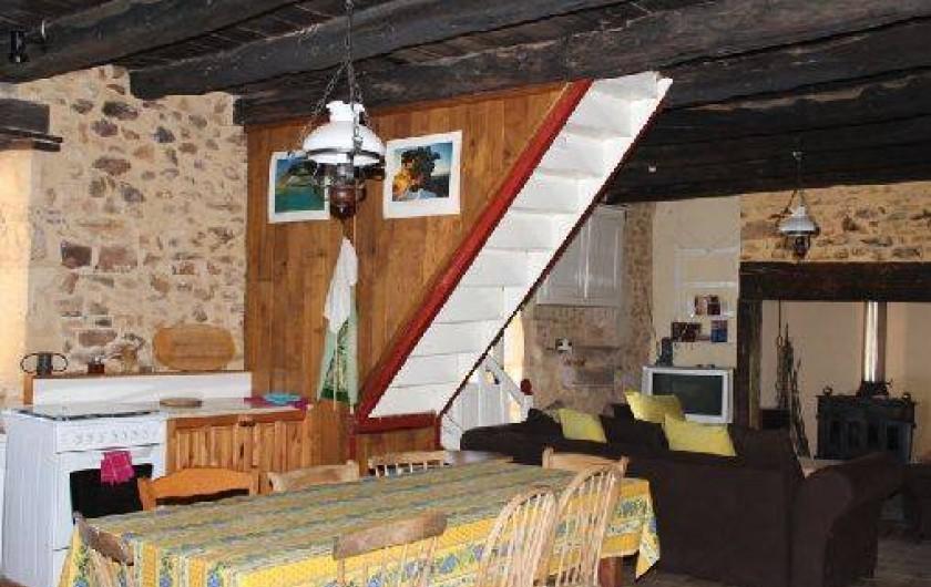 Location de vacances - Gîte à Saint-Avit-Rivière