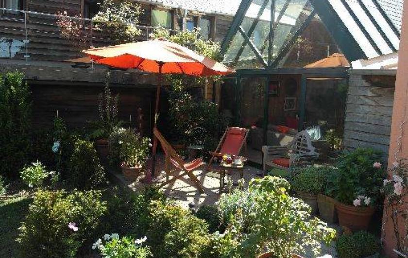 Location de vacances - Chambre d'hôtes à Cabourg