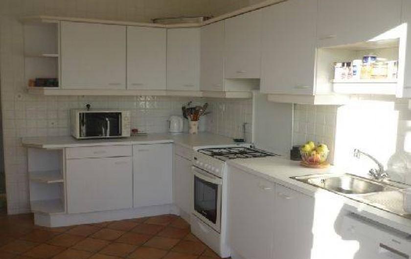 Location de vacances - Maison - Villa à Saint-Martin-de-Seignanx - Cuisine