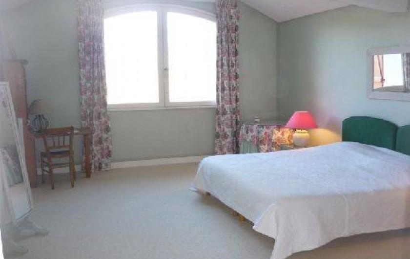 Location de vacances - Maison - Villa à Saint-Martin-de-Seignanx - Autre chambre 1er étage