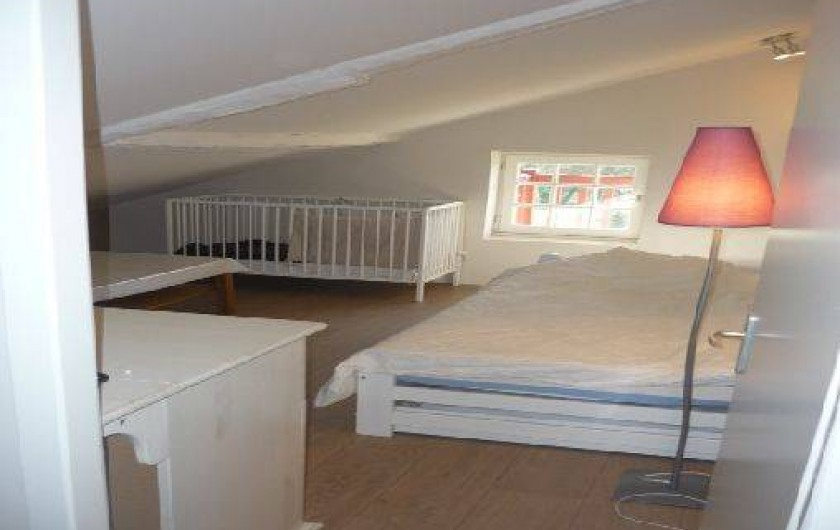 Location de vacances - Maison - Villa à Saint-Martin-de-Seignanx - Chambre enfants
