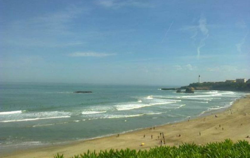 Location de vacances - Maison - Villa à Saint-Martin-de-Seignanx - La Grande plage à Biarritz
