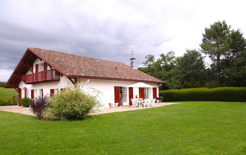 Location de vacances - Maison - Villa à Saint-Martin-de-Seignanx - Autre vue de la maison
