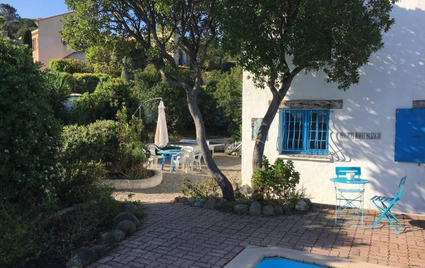 Location de vacances - Villa à Porticcio - Coté Est