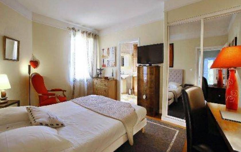 Location de vacances - Chambre d'hôtes à Le Pouliguen