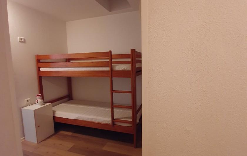 Location de vacances - Appartement à Loudenvielle - Le coin montagne.