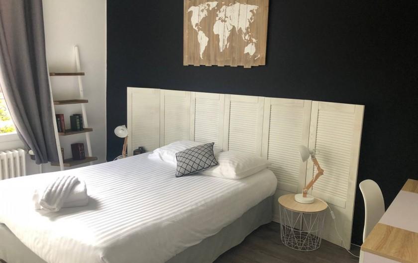 Location de vacances - Hôtel - Auberge à Troyes - Chambre double