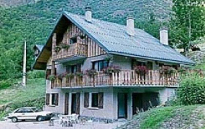 Location de vacances - Gîte à Vénosc