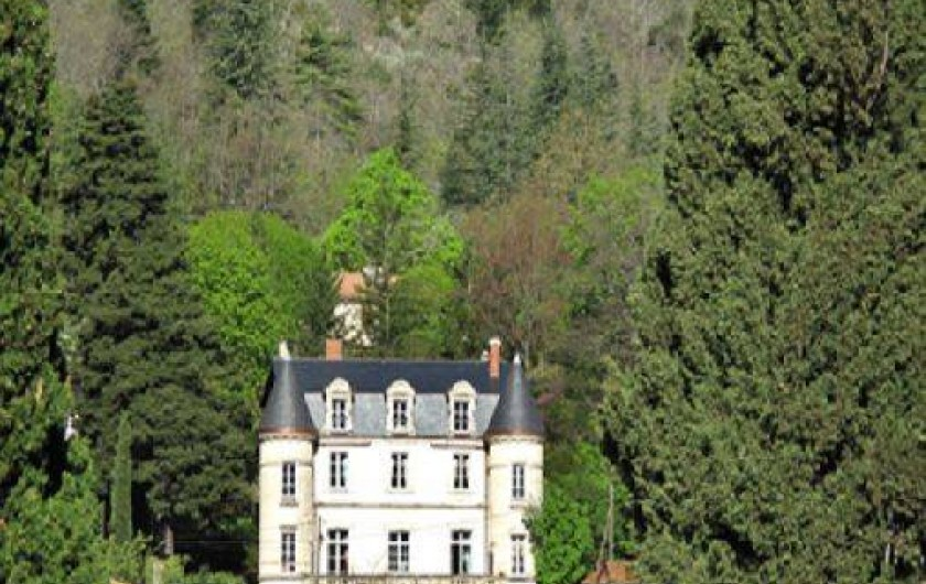 Location de vacances - Château - Manoir à Le Vigan