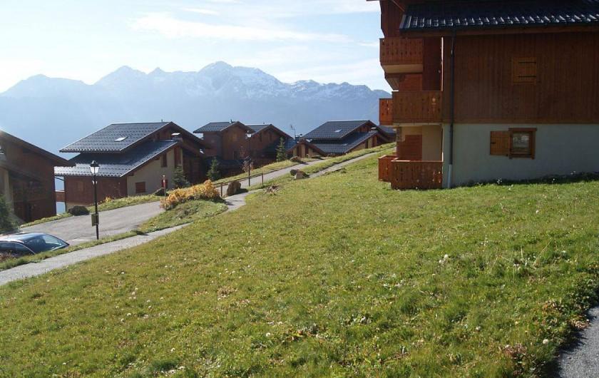 Location de vacances - Appartement à Bisanne 1500