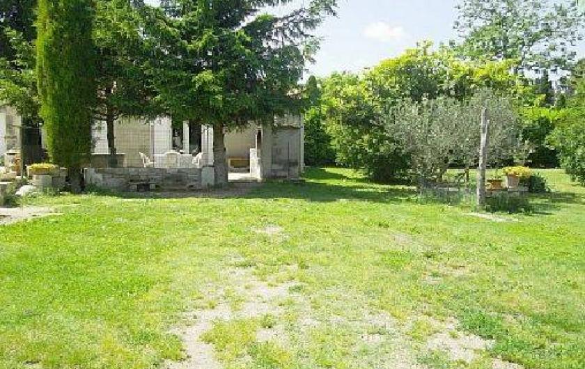 Location de vacances - Studio à Saint-Rémy-de-Provence