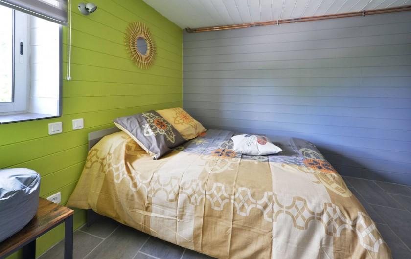 Location de vacances - Gîte à La Salvetat-Peyralès - Gîte 2 - Chambre 2