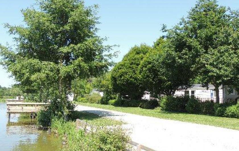 Location de vacances - Camping à Saint-Denis-du-Maine
