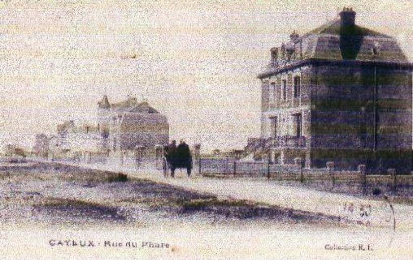 Location de vacances - Appartement à Cayeux-sur-Mer - La maison en 1903