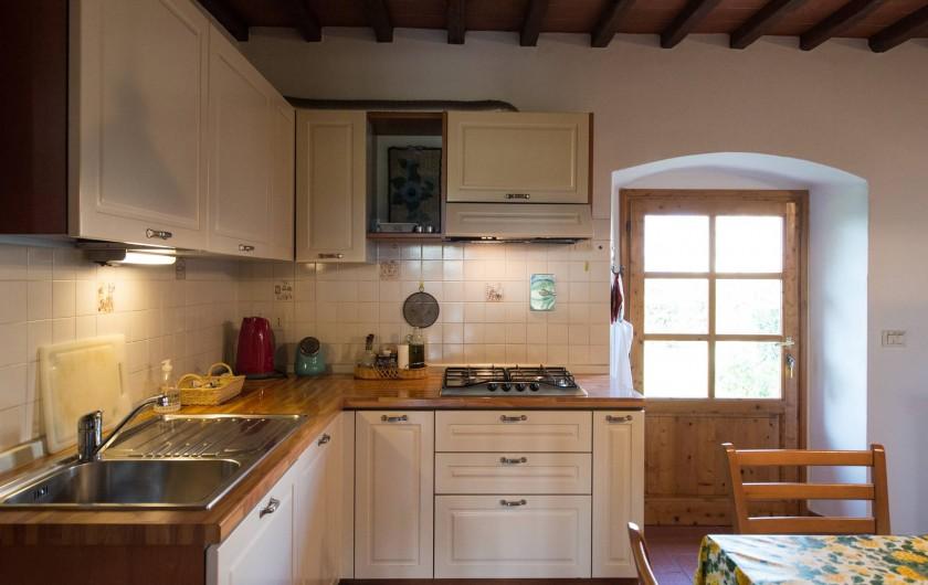 Location de vacances - Chalet à San Casciano in Val di Pesa - Kitchen