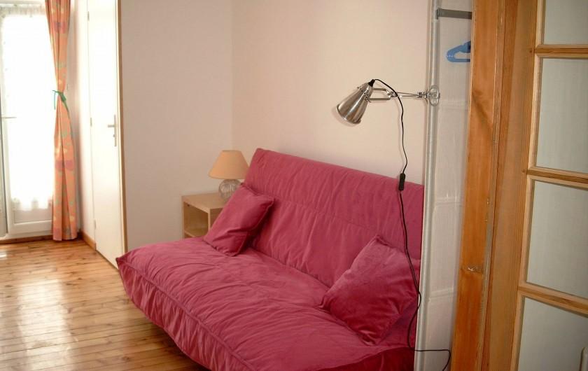 Location de vacances - Maison - Villa à Fort-Mahon-Plage - Studio n°3 avec balcon