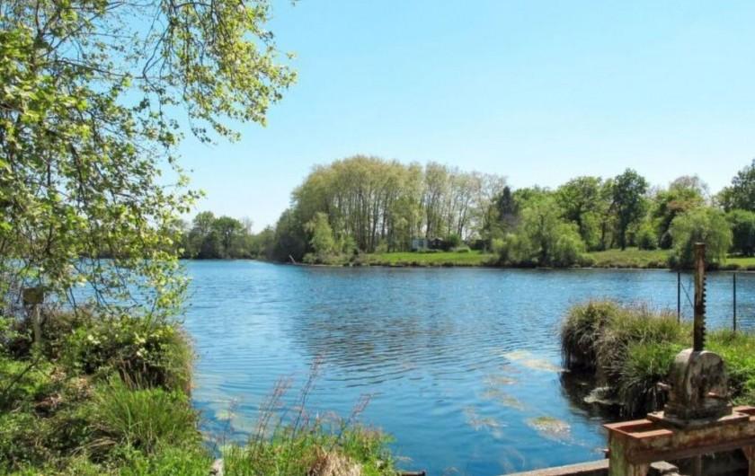 Location de vacances - Villa à Onesse-Laharie - Lac d'Aureilhan