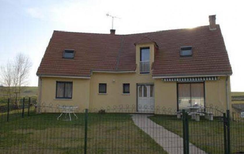 Location de vacances - Chambre d'hôtes à Saint-Pierre-en-Val