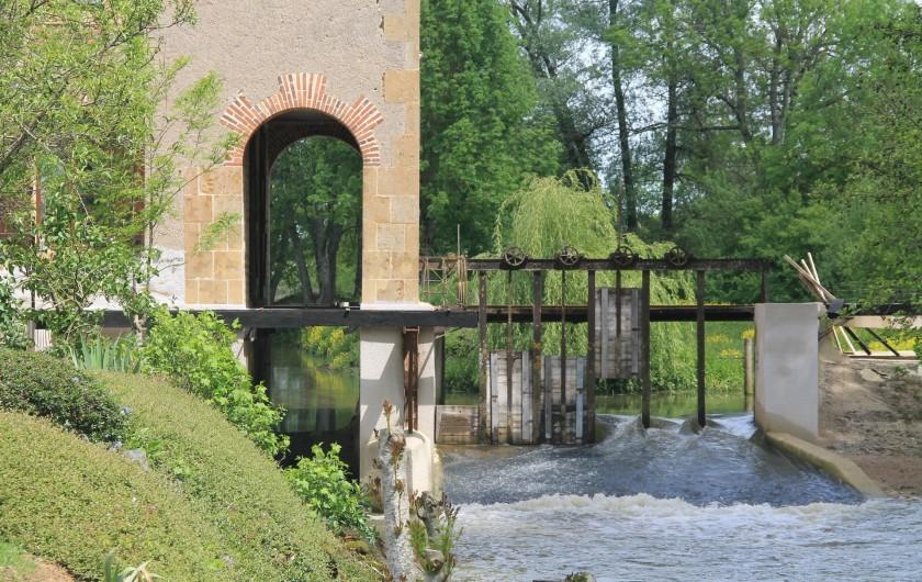 Location de vacances - Maison - Villa à Cercy-la-Tour - Bief du Moulin