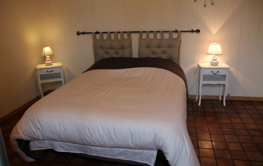 Location de vacances - Maison - Villa à Cercy-la-Tour - Chambre 2