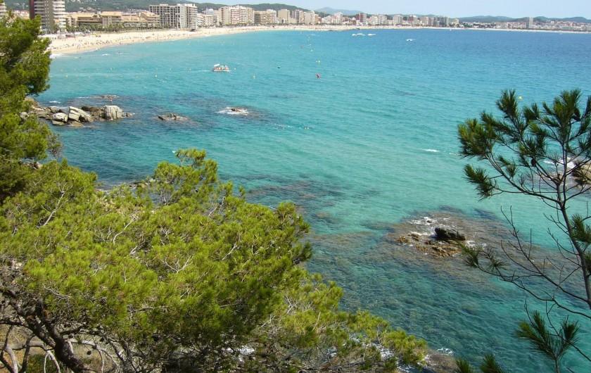 Location de vacances - Appartement à Sant Antoni de Calonge - Baie Sant Antoni de Calonge