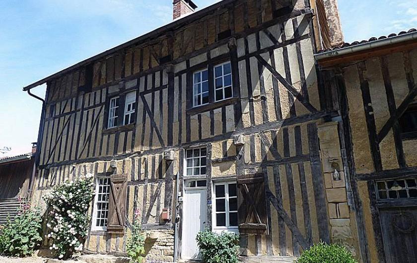 Location de vacances - Appartement à Ceffonds - Maison traditionnelle de Ceffonds