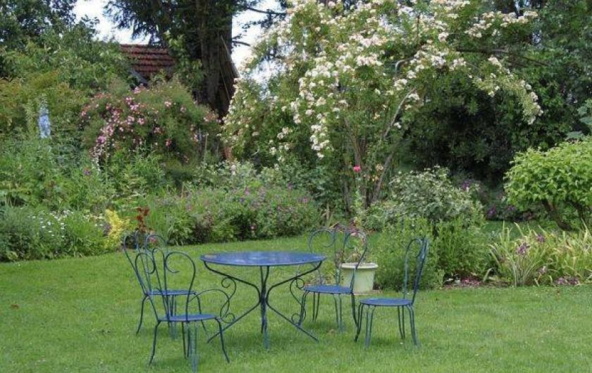"""Location de vacances - Appartement à Ceffonds - """"Un jardin pour tous le sens"""" découvrez nos plus beaux parcs"""