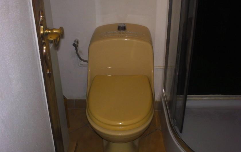 Location de vacances - Appartement à Colmar - Le trône