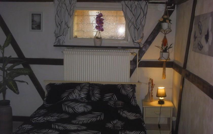 Location de vacances - Appartement à Colmar - Le lit sera fait à votre arrivée