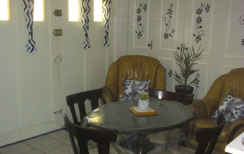 Location de vacances - Appartement à Colmar - Salle à manger