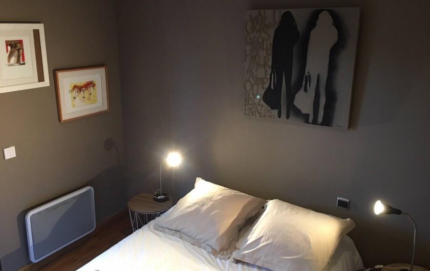 Location de vacances - Villa à Cannes - chambre 2