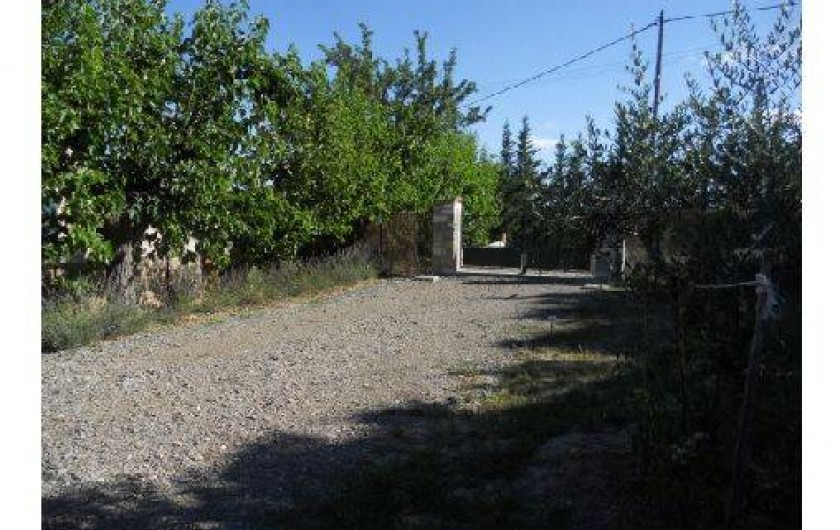 Location de vacances - Gîte à Lagorce