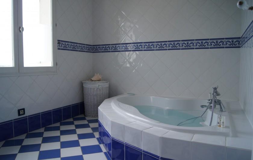 Location de vacances - Villa à Vauvert - La salle de bains de la villa