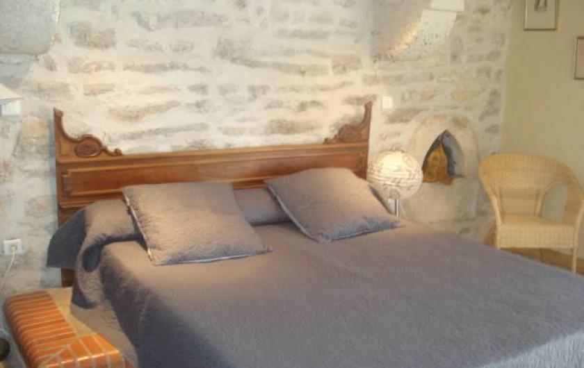 Location de vacances - Chambre d'hôtes à Cremps - la Crempsoise lit 160